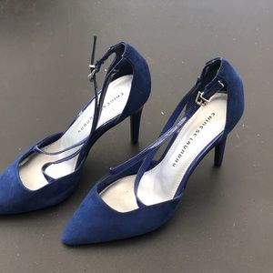 Chinese Laundry Cobalt Pointy 4in Heel
